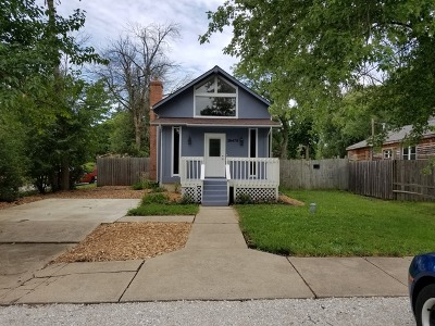 Antioch Single Family Home Contingent: 26476 West Grapevine Avenue