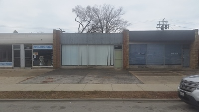 Skokie IL Commercial For Sale: $195,000
