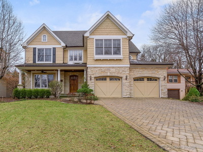 Clarendon Hills Single Family Home Contingent: 111 Ann Street