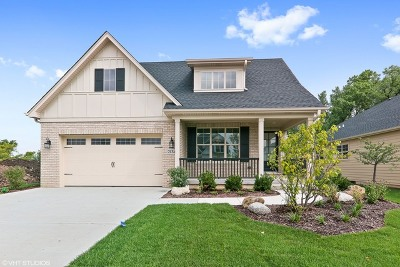 Darien Single Family Home Contingent: 2134 Cottage Lane