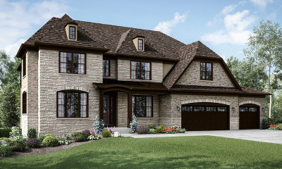 Oak Brook Single Family Home Contingent: 210 Roslyn Road