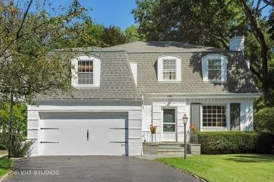 Wilmette Single Family Home Price Change: 2538 Kenilworth Avenue