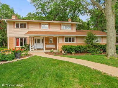 Oak Brook Single Family Home For Sale: 25 Windsor Drive