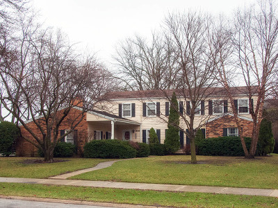 Cress Creek Single Family Home For Sale: 1440 Royal St George Drive