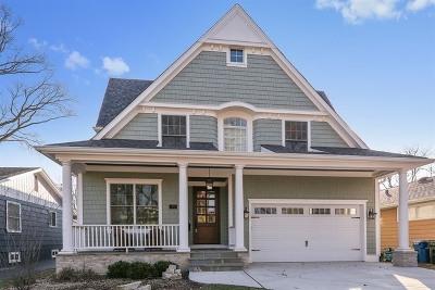 Downers Grove Single Family Home Contingent: 5321 Benton Avenue