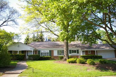 Hinsdale Single Family Home For Sale: 505 Pamela Circle