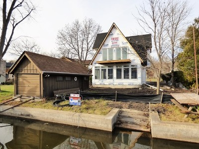 Algonquin Single Family Home For Sale: 1539 Lowe Drive