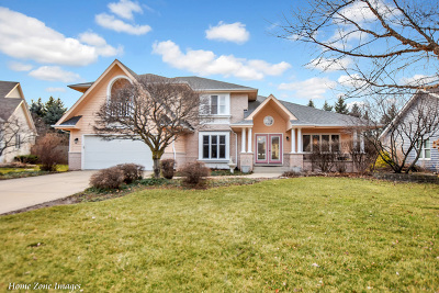 Naperville IL Single Family Home Sold: $459,900