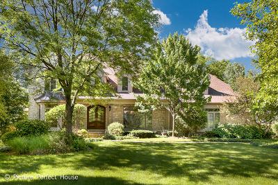 Glen Ellyn Single Family Home Contingent: 22w737 Ahlstrand Road