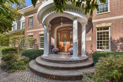 Glen Ellyn Single Family Home For Sale: 650 Lenox Road