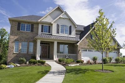 Homer Glen Single Family Home For Sale: 14981 West 151st Street