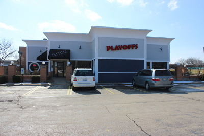 Carol Stream Commercial For Sale: 720 East North Avenue