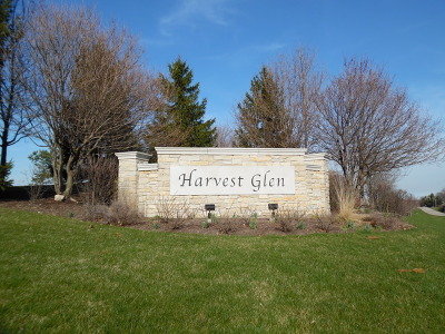 Harvest Glen Residential Lots & Land For Sale: 24843 North Autumn Ridge