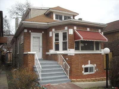 Single Family Home For Sale: 10221 South Peoria Street