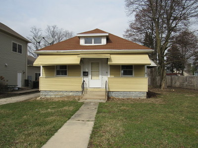 St. Charles Single Family Home For Sale: 1018 West Main Street