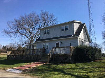 Single Family Home Sold: 6171 North 5000w Road
