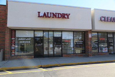 Schaumburg Commercial For Sale: 923 South Roselle Road