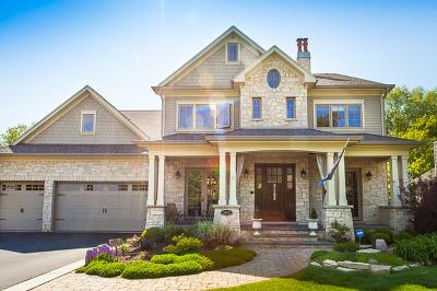 Clarendon Hills Single Family Home Contingent: 5818 Bentley Avenue