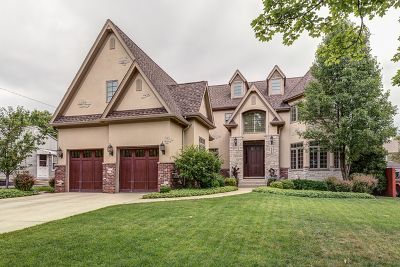 Downers Grove Single Family Home Contingent: 4529 Sherwood Avenue