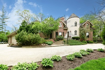Oak Brook Single Family Home For Sale: 3814 Washington Street