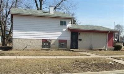 Markham Single Family Home For Sale: 16257 Honore Avenue