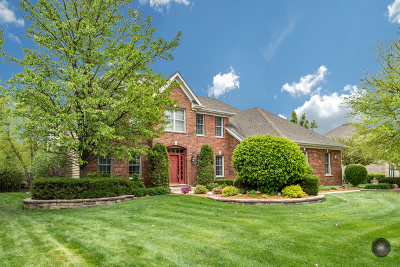 Naperville Single Family Home Contingent: 3803 Royal Portrush Drive