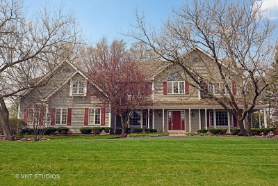 Bridgewater Farms Single Family Home For Sale: 1389 Gettysburg Road