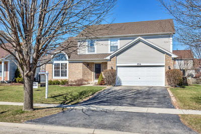 Plainfield IL Single Family Home Pending: $234,900