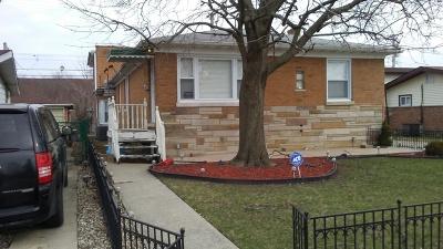 Calumet City Single Family Home For Sale: 1411 Burnham Avenue