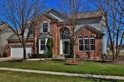 Streamwood Single Family Home For Sale: 148 Rosewood Drive