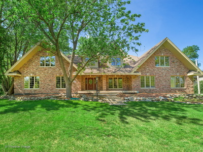 Downers Grove Single Family Home For Sale: 304 Prairie Avenue