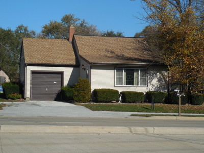 Frankfort Single Family Home For Sale: 8220 West Lincoln Highway