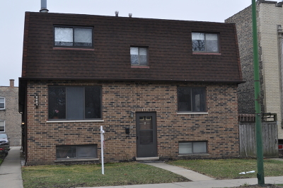 Chicago Condo/Townhouse Contingent: 2907 West Argyle Street #A