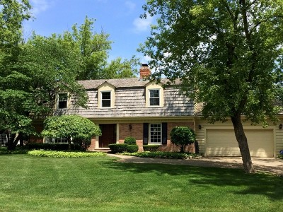 Lake Forest Single Family Home For Sale: 145 High Holborn Street