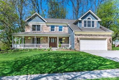West Dundee Single Family Home For Sale: 2451 Knowlton Drive
