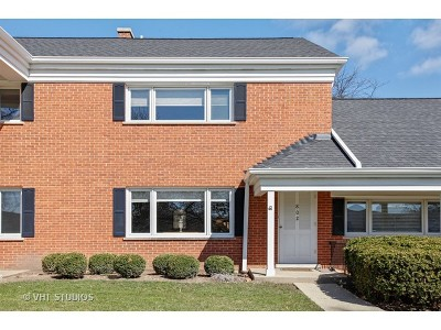 Hinsdale Condo/Townhouse For Sale: 802 Chanticleer Lane