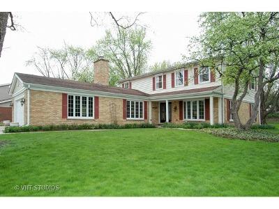 Barrington Single Family Home For Sale: 450 Red Barn Lane