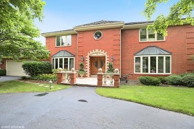 Oak Brook Single Family Home Contingent: 35 Steeple Ridge Court