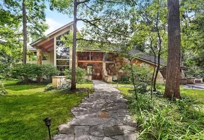 Oak Brook Single Family Home For Sale: 3111 Heritage Oaks Lane