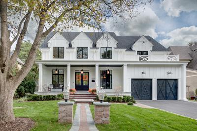 Clarendon Hills Single Family Home For Sale: 404 Ridge Avenue