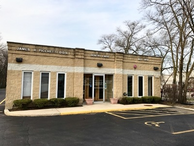 Lombard Commercial For Sale: 660 East Roosevelt Road