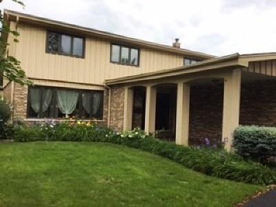 Wilmette Single Family Home For Sale: 3226 Temple Lane