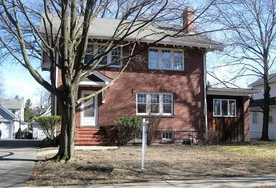 La Grange Single Family Home Contingent: 419 South Park Road