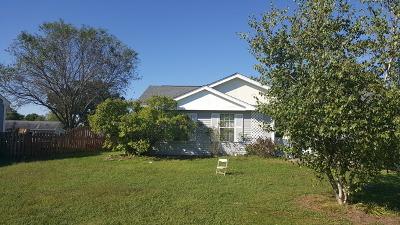 Island Lake Single Family Home For Sale: 3601 Salem Court