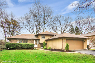 Naperville IL Single Family Home Sold: $324,500