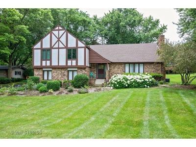 Sleepy Hollow Single Family Home Contingent: 1058 Van Tassel Drive