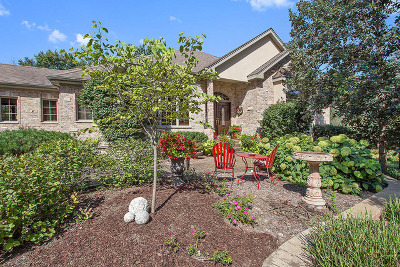 Homer Glen Single Family Home For Sale: 16730 South Brentwood Court