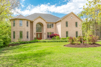 Downers Grove Single Family Home For Sale: 5608 Katrine Avenue