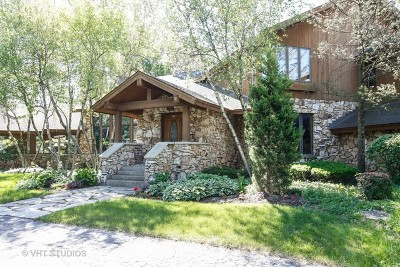 Oak Brook Single Family Home For Sale: 22 1/2 Chatham Lane