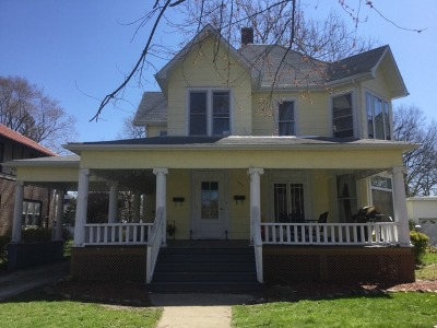 Multi Family Home For Sale: 504 South 4th Street